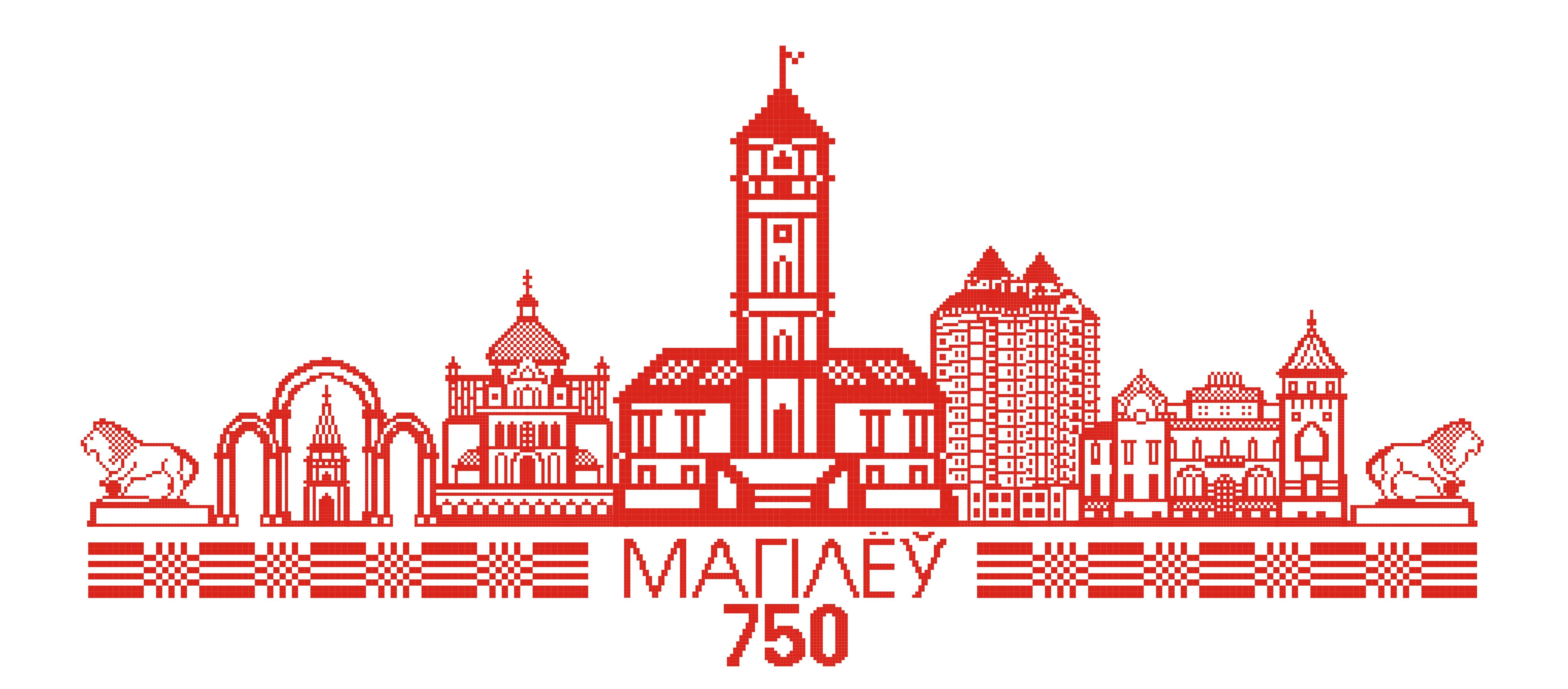 логотип к 750-летию Могилёва