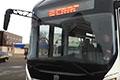 Китайские электробусы впервые вышли намогилёвские дороги