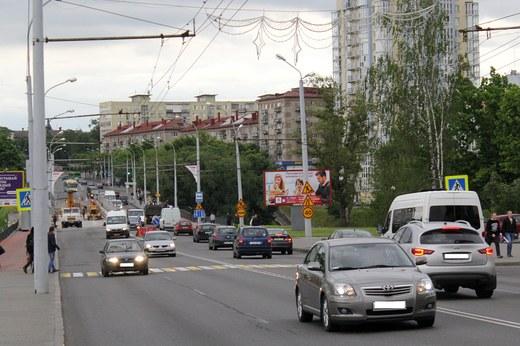 Расширение перекрёстка Лазаренко-Космонатов вышло на финишную прямую