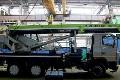 Первый белорусско-китайский автокран собран в Могилёве