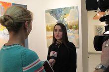 Работы могилёвских женщин-художников можно увидеть вВыставочном зале