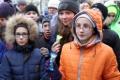 Совместная акция МЧС и фабрики мороженого прошла сегодня в Могилёве