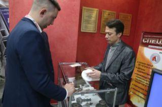ВМогилёве проходит международная конференция «Машиностроение иметаллообработка»