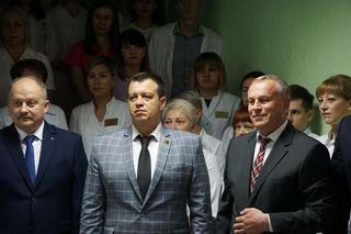 Палату краткосрочного пребывания открыли вМогилёвской больнице скорой медицинской помощи