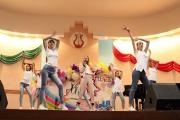 Фестивалем «Звездочёт» отметили в Могилёве День молодёжи