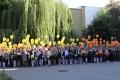 Новый учебный год начался в Могилёве с торжественных линеек