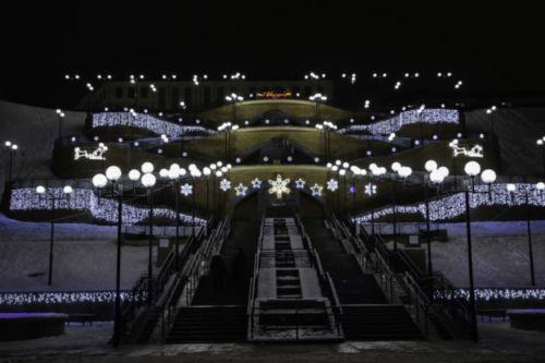 Конкурс налучшее новогоднее ирождественское оформление впарке вПодниколье пройдет вМогилеве