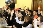 Первый этап выборов в Молодёжный парламент начинается с 20 сентября в Могилёве