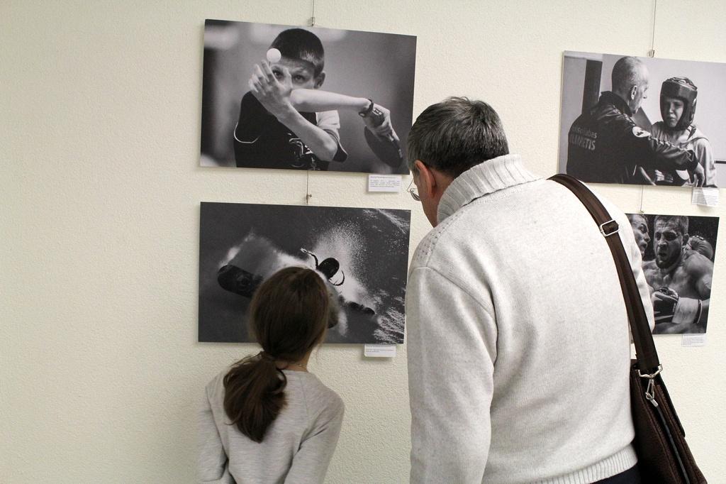 В Могилёве начала работу выставка «Литовская Пресс Фотография. 15 лет»