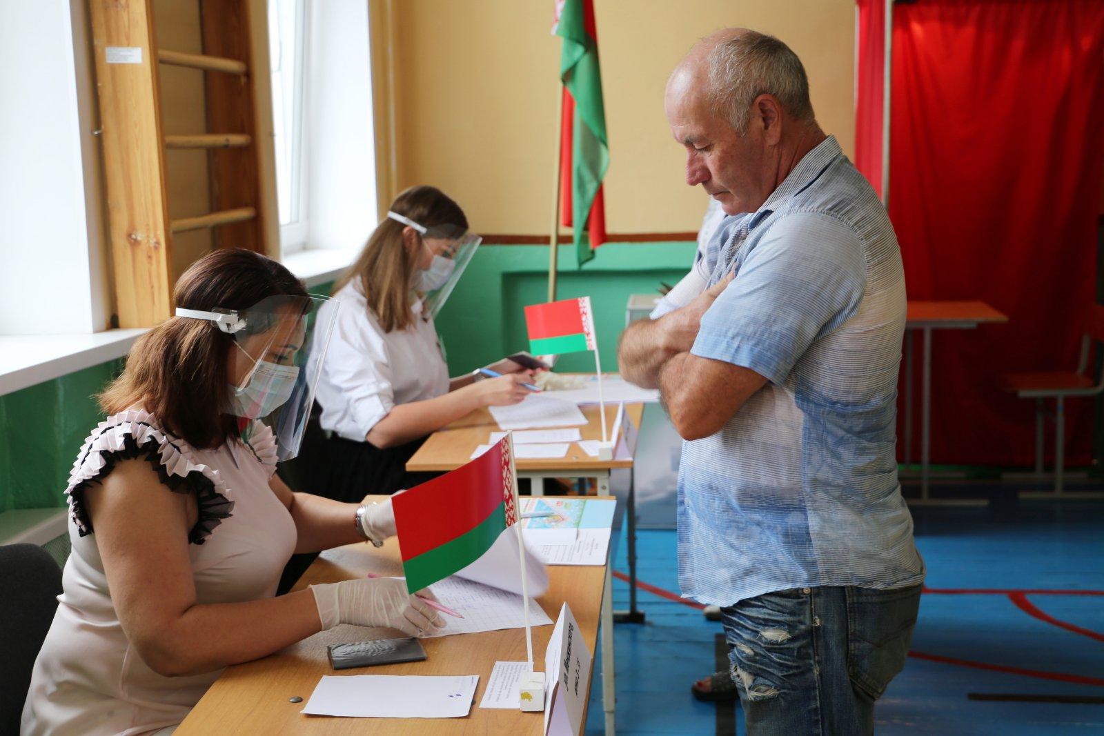 ЦИК обновил предварительные данные орезультатах голосования навыборах Президента Беларуси