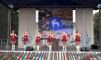 Могилёвской «Ивице» рукоплещут на фестивале «Сяброўскі фэст»