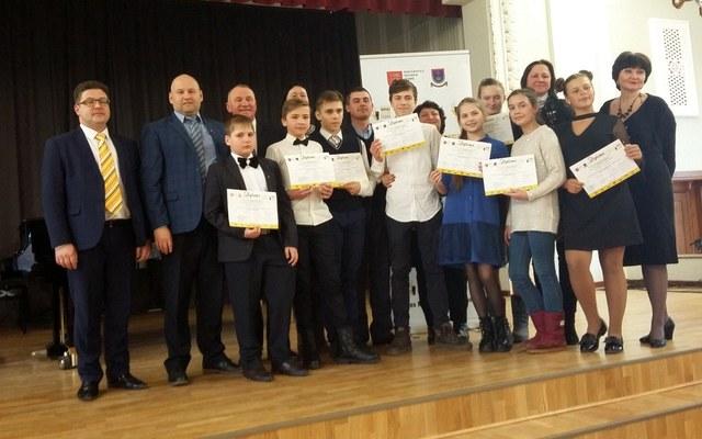 Международный конкурс в Даугавпилсе – у могилевчан 8 дипломов