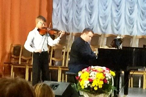 Могилевчанин Алексий Стороженко занял III место на XV Международном детском конкурсе «Музыка надежды»