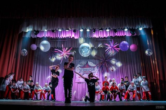 Танцевальный этап конкурса «Звездочёт» завершился в Могилёве. Гран-при у могилёвских танцоров