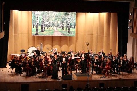 Могилёвский оркестр народных инструментов покорил Москву