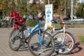 В день без автомобиля в Могилёве выяснили, кто быстрее: велосипед или общественный транспорт
