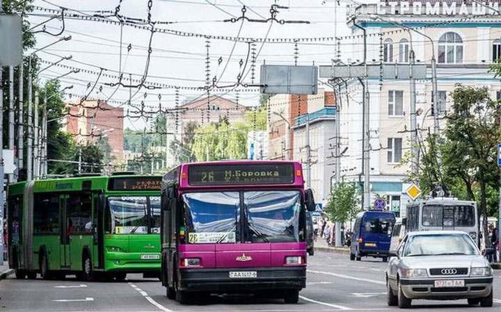 9мая вМогилеве будет организован дополнительный транспорт