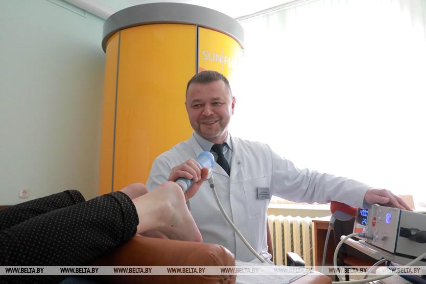 Оттерапевтов— кврачам общей практики. Как развивается поликлиника №6Могилева